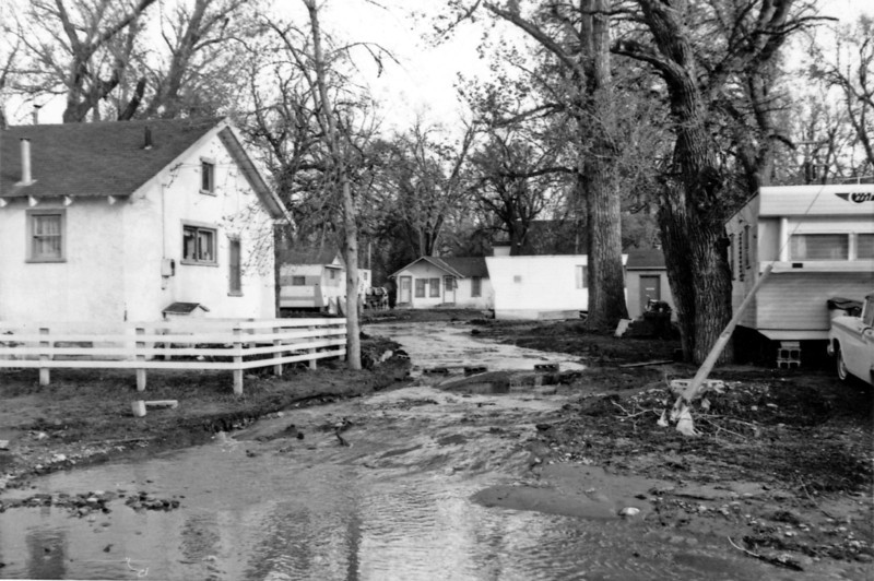 May 1965 flood - Spearfish, SD.
