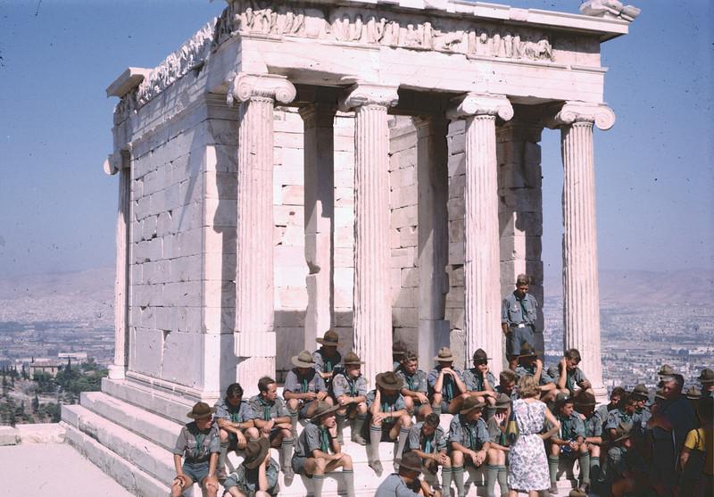 Acropolis kanskje
