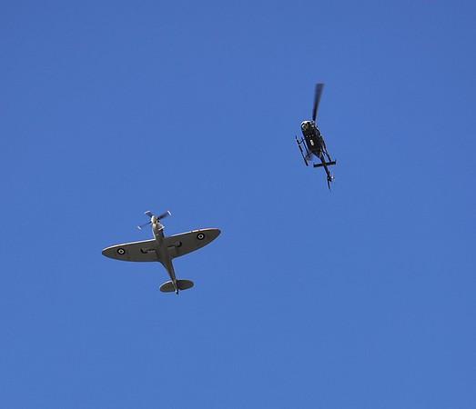 Spitfire 80th Anniversay