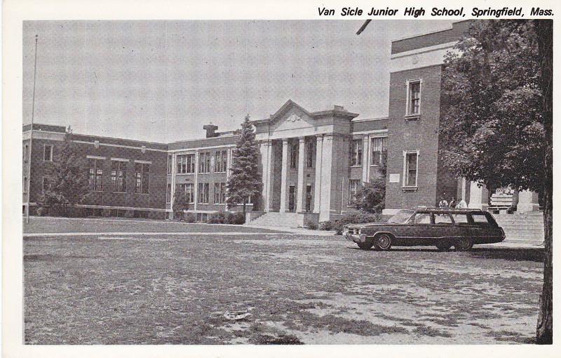 Springfield Van Sickle School