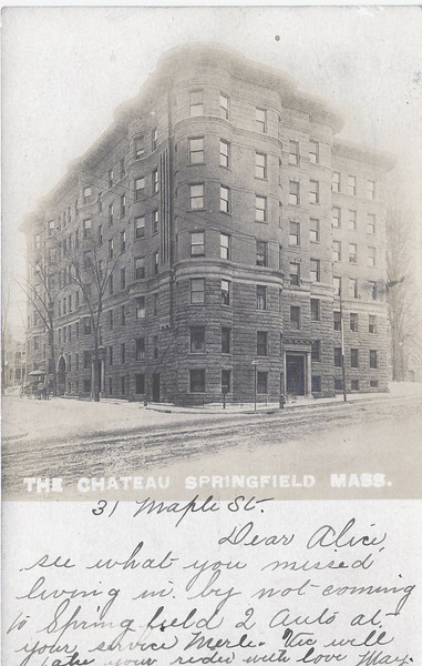 Springfield The Chateau (31 Maple St)