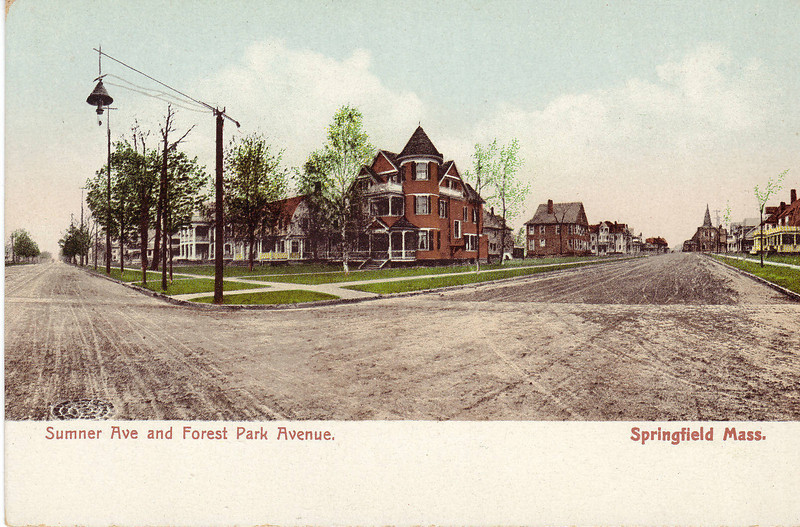 Springfield Sumner Ave & Forest Park Ave