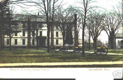 Springfield US arsonal