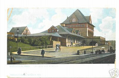 Springfield Station