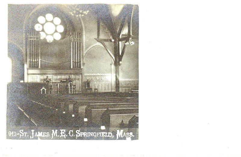 Springfield St James M E Ch