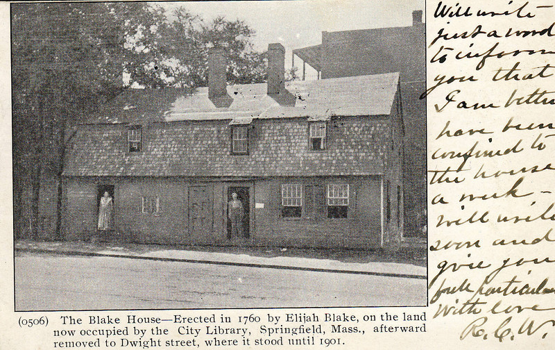 Springfield The Blake House