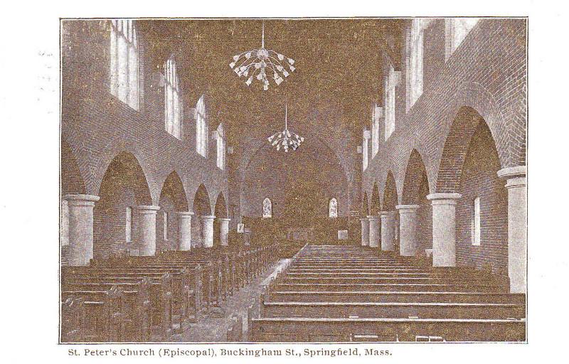 Springfield St Peter's Episcopal Ch