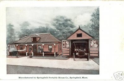 Springfield Portable House 1900