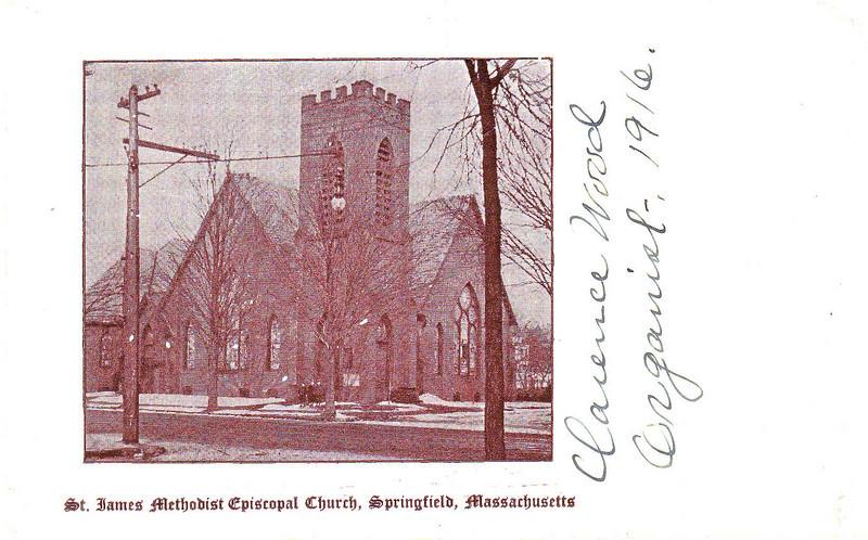 Springfield St James Methodist Ch