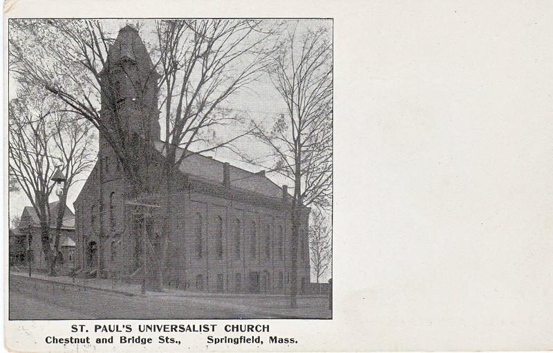 Springfield St Paul Universalist