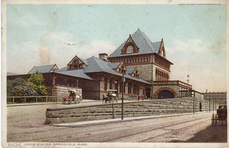 Springfield RR Station 11