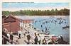 Springfield Watershops Pond bathing