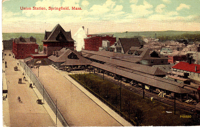 Springfield Union Station 2