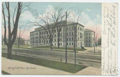 Springfield H S Classical1910