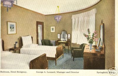 Springfield Bedroom Hotel Bridgway