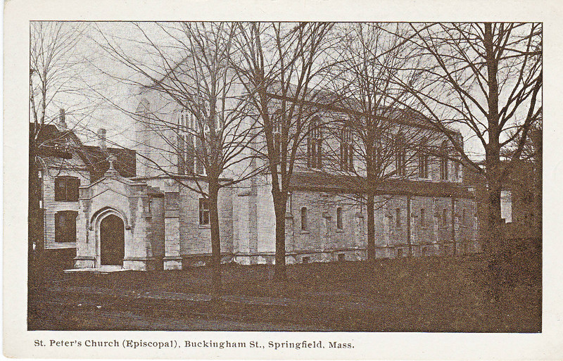 Springfield St Peter's Church veiw 2