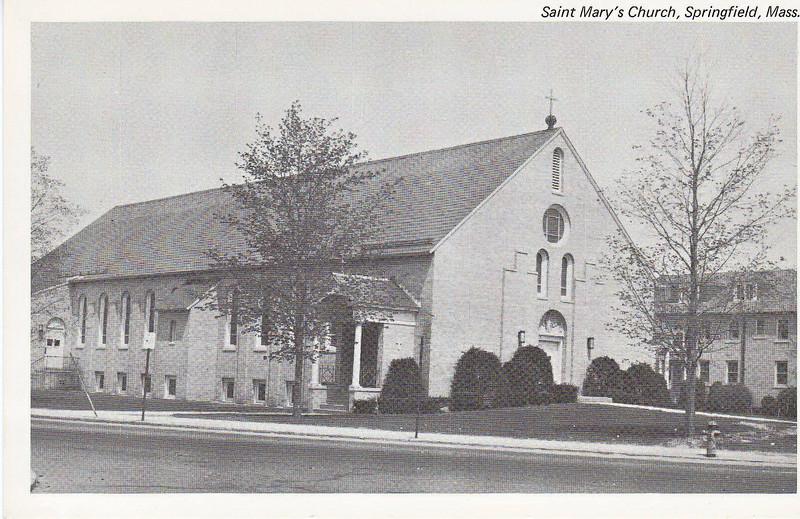 Springfield St Mary's Church