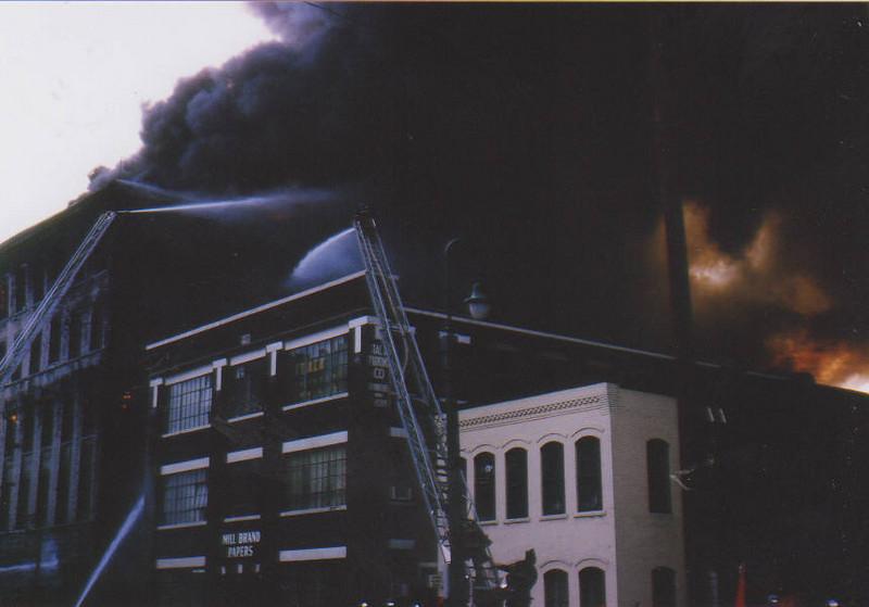 Springfield Barton Fire 1