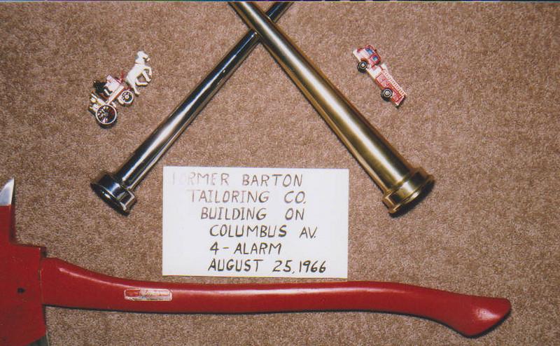 Springfield Barton Fire