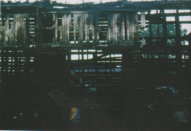 Springfield Coal Elevator Fire 3