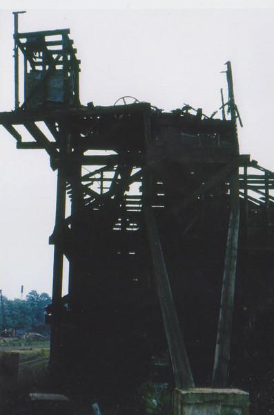 Springfield Coal Elevator Fire 2