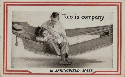 Springfield Comic Postal