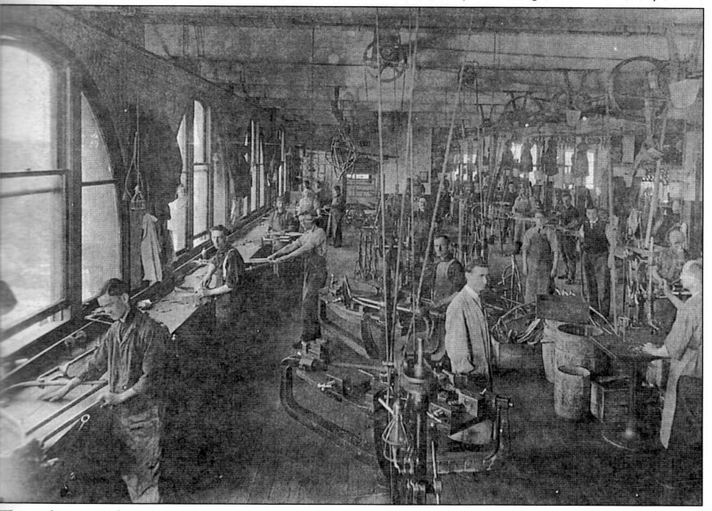 Springfield Interior Hendee Mfg Plant