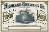 Springfield Highlland Brewing Co