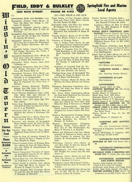 Springfield Bus Directory 1957 10