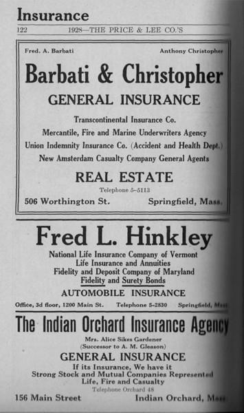 Springfield Directory Ads 1928 095