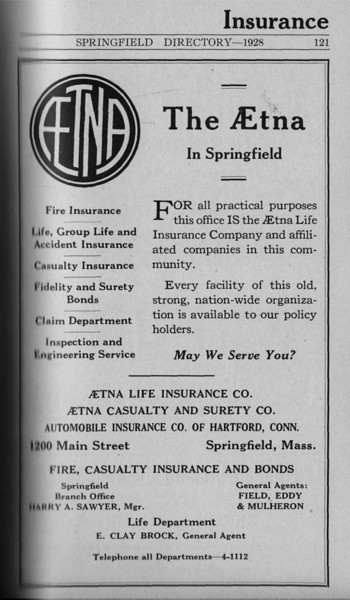 Springfield Driectory Ads 1928 094