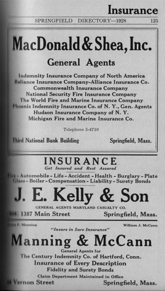 Springfield Directory Ads 1928 098