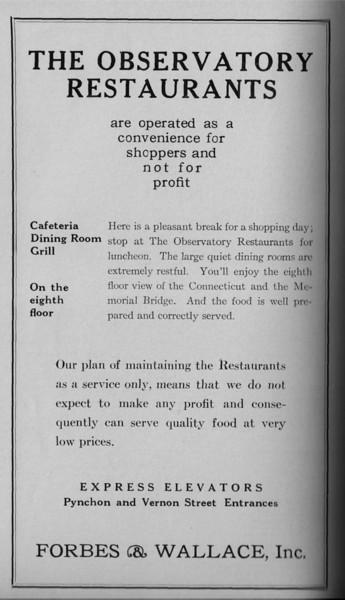 Springfield Directory Ads 1928 170