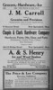 Springfield W S Directory Ads 1928 06