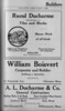 Springfield Chic Directory Ads 1928 05