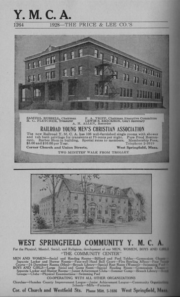 Springfield W S Directory Ads 1928 08