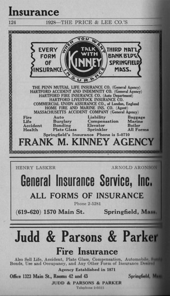 Springfield Directory Ads 1928 097
