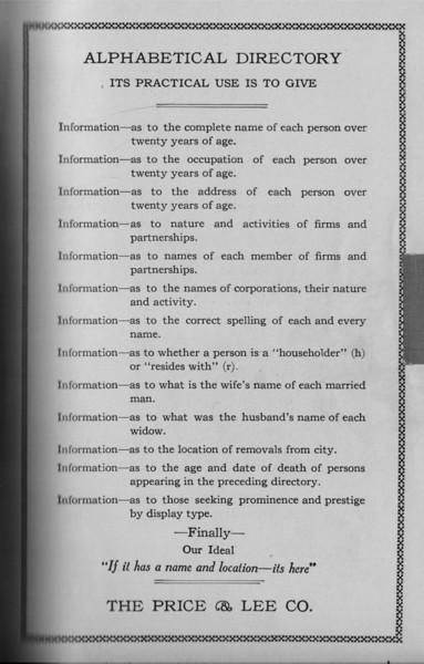 Springfield Directory Ads 1928 168