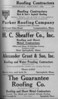 Springfield Directory Ads 1928 152