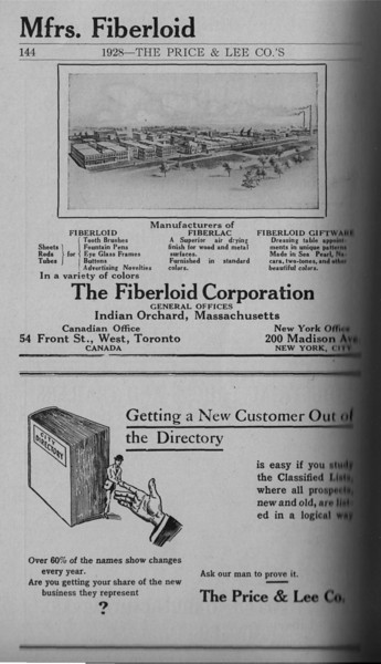 Springfield Directory Ads 1928 117