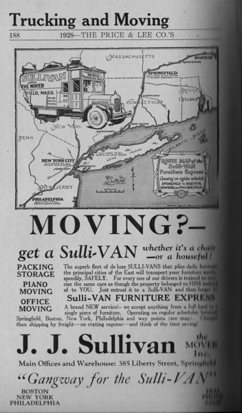 Springfield Directory Ads 1928 161