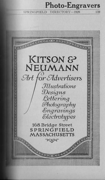Springfield Directory Ads 1928 132