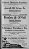 Springfield Chic Directory Ads 1928 09
