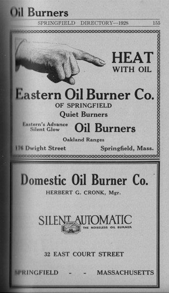 Springfield Directory Ads 1928 128