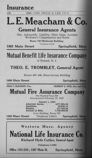 Springfield Directory Ads 1928 099