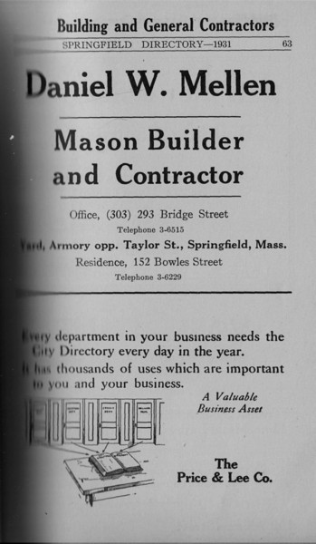 Springfield Directory Ads 1931 045