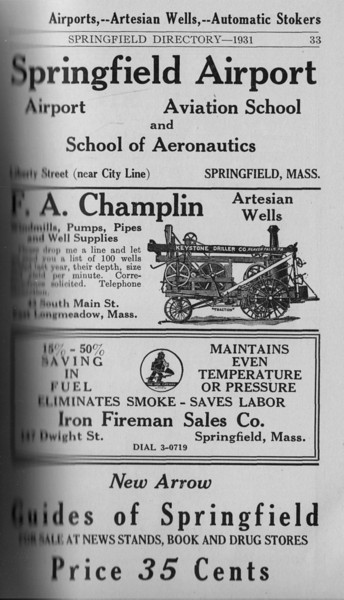 Springfield Directory Ads 1931 013