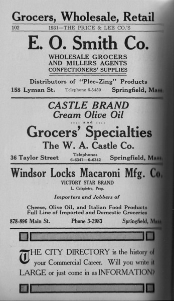 Springfield Directory Ads 1931 086