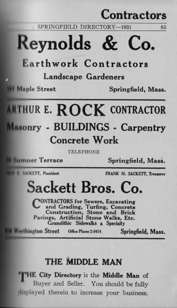 Springfield Directory Ads 1931 069