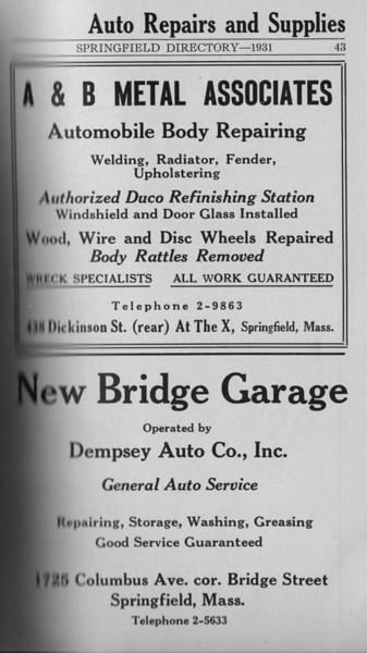 Springfield Directory Ads 1931 025